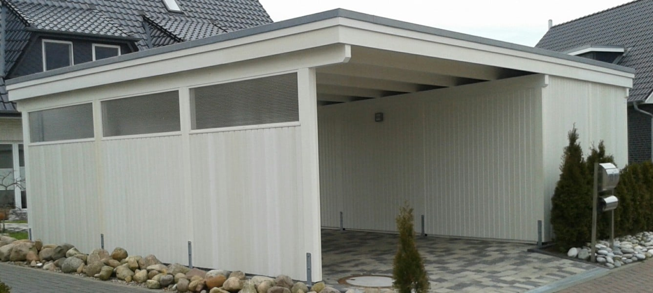 interesting lh cp weiss carport with carport wei holz