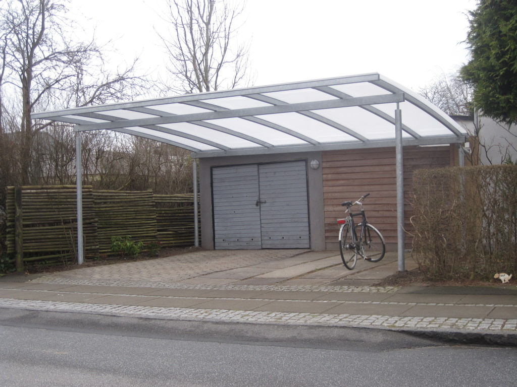 Galerie Pultdach Stahl Carports, carport NORD, Carport Hamburg, Terrassendach Hamburg, Vordach ...