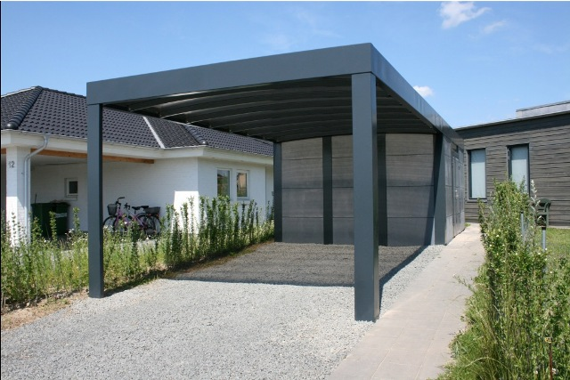 galerie kubus stahlcarports carport nord carport hamburg. Black Bedroom Furniture Sets. Home Design Ideas