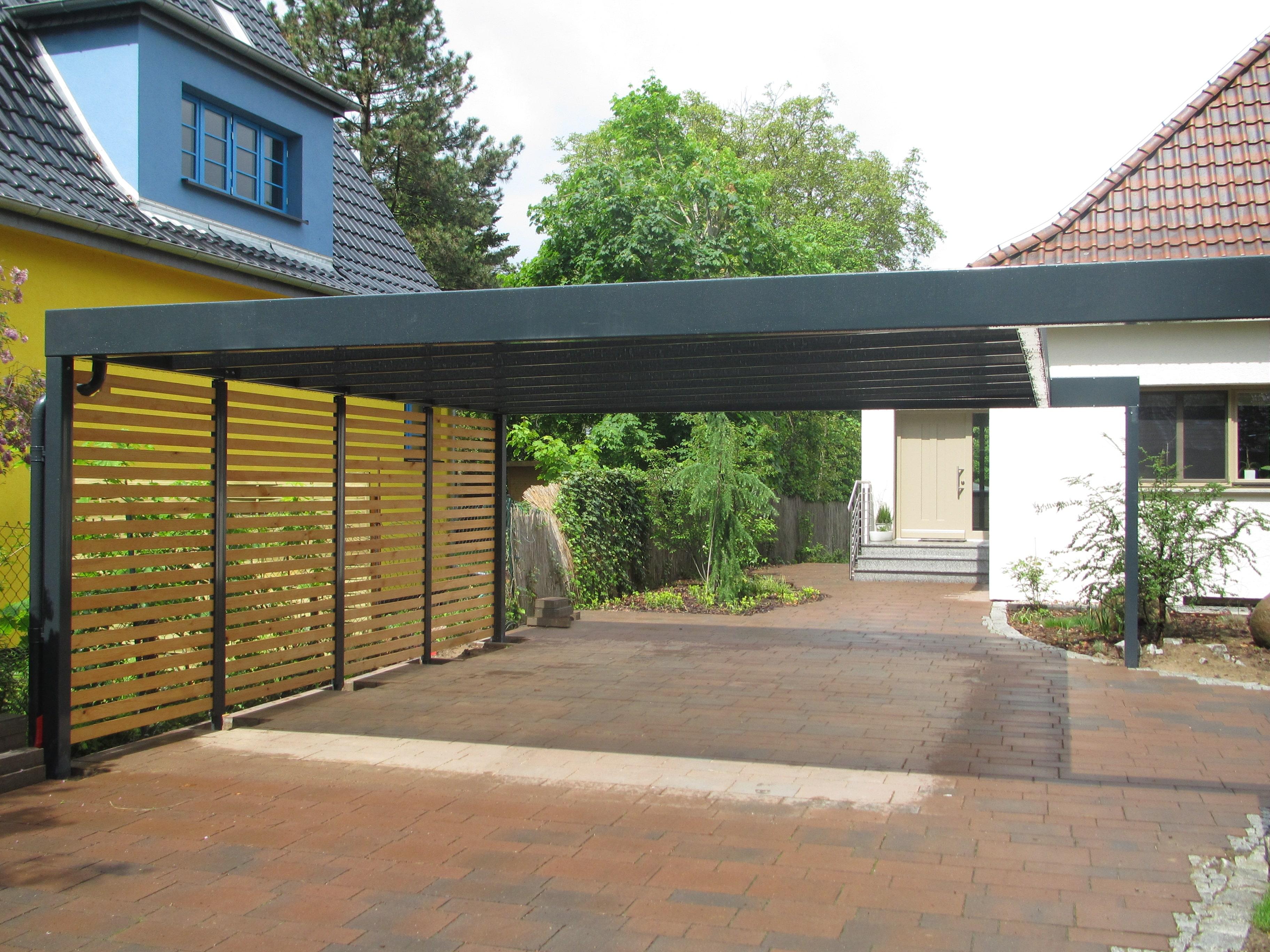 galerie kubus stahlcarports carport nord carport hamburg. Black Bedroom Furniture Sets. Home Design Ideas