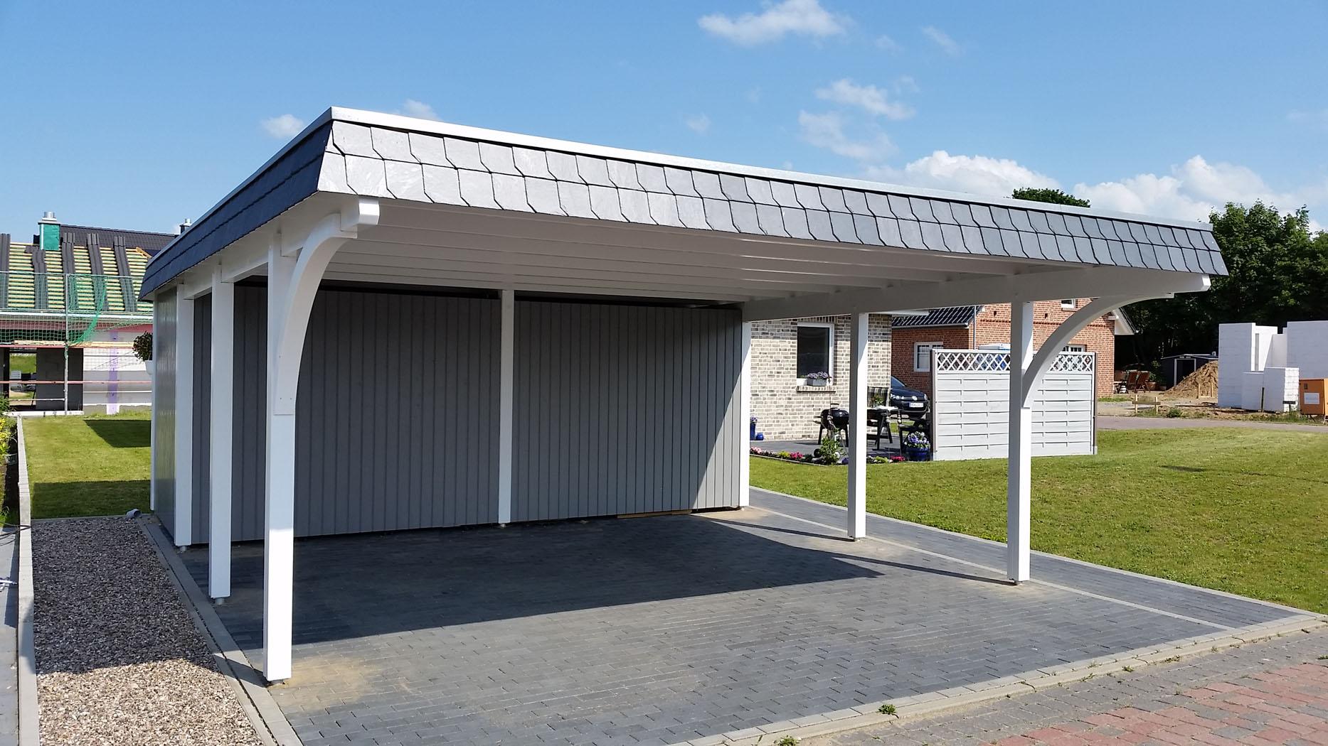 Elmshorn! Ein Carport! Ein Terrassendach! Stahlcarports und ...
