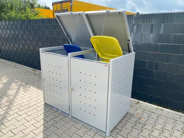 Mülltonnenbox 240l 160B
