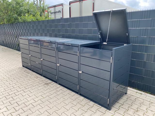 Mülltonnenbox 240l 320B